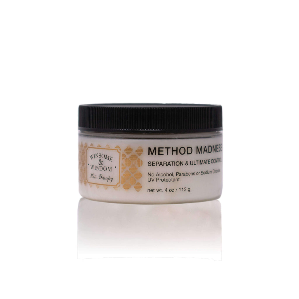 Method Madness - 4 oz - Hair Styling Texture Paste