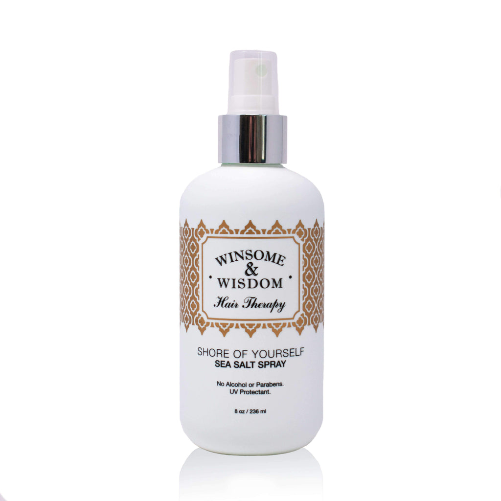 Shore of Yourself - 8 oz - Sea Salt Spray for Hair