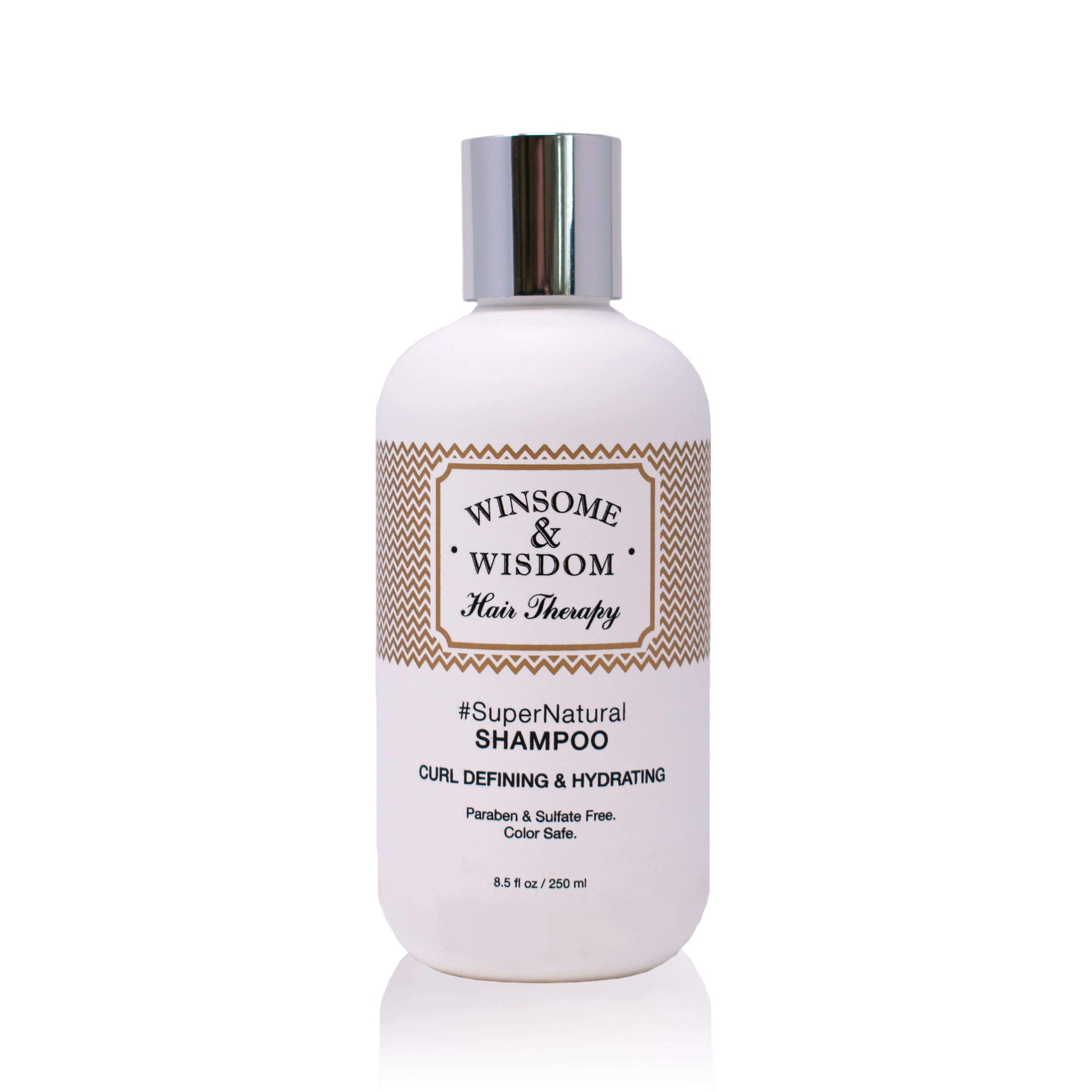 #SuperNatural - 8 oz - Moisturizing Shampoo For Curly Hair
