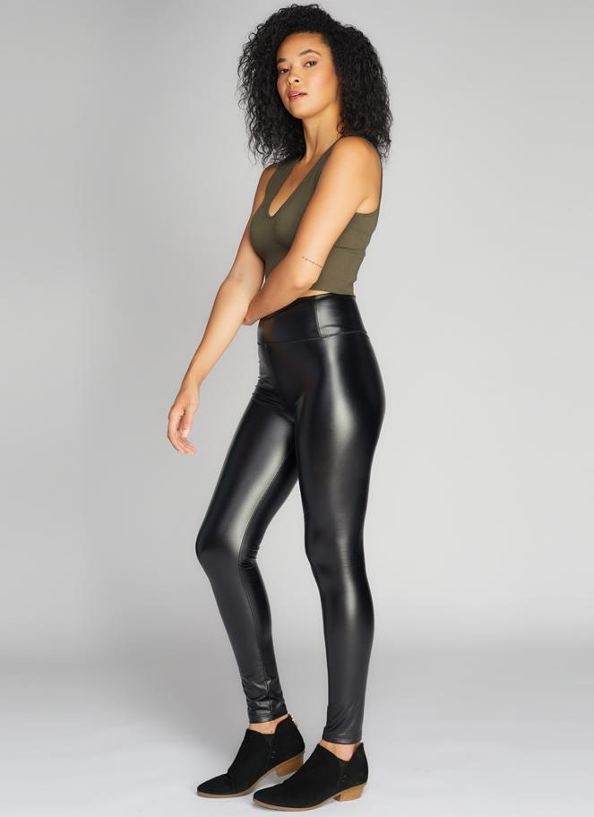 Matt Liquid High Waist Legging