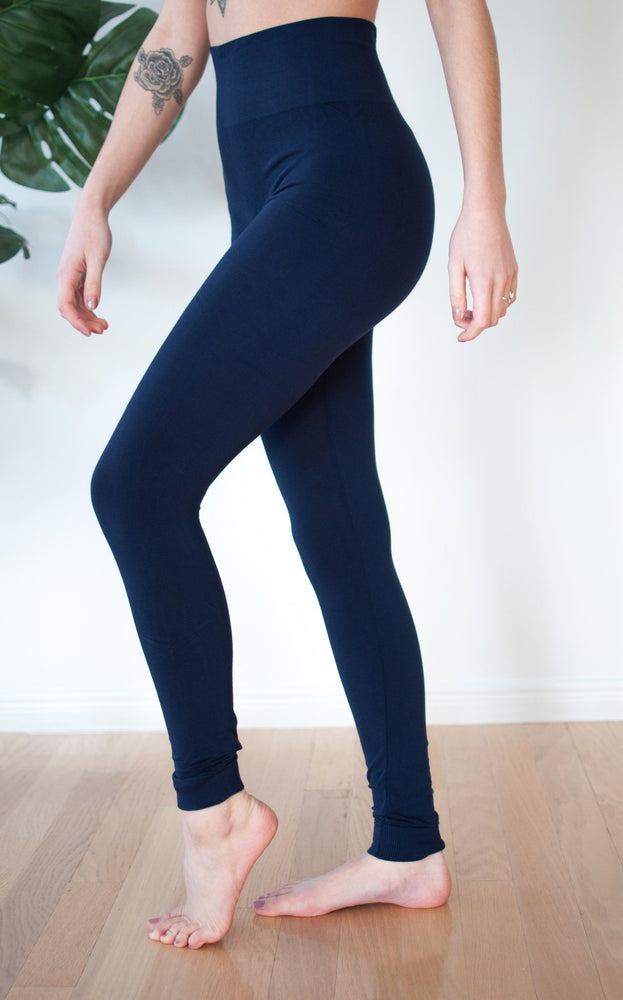 High Waist Bamboo Legging