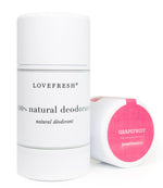 LOVEFRESH Natural Fresh Deodorant