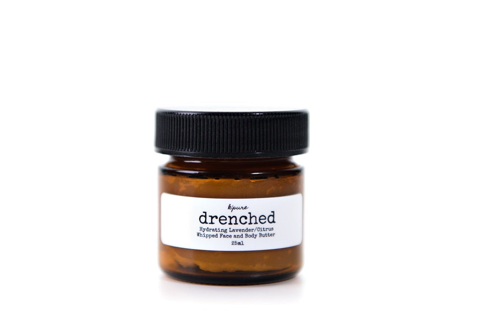 Drenched Whipped Face and Body Butter - 125ml