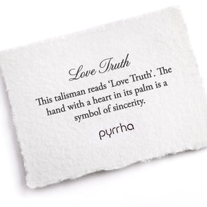 Love Truth Necklace