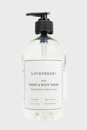 Fresh Body Wash