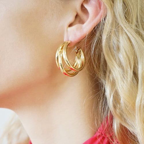 Hoop Earrings Sienna