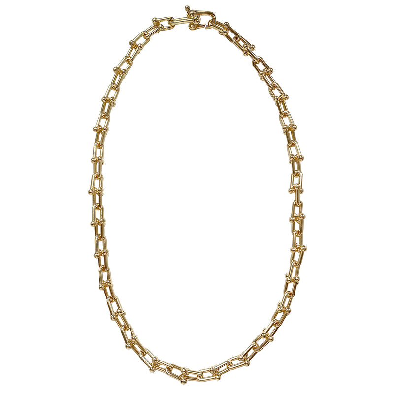 Bold Chain Necklace New York