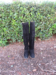 JOURNEY Over The Knee OilFinish Boots