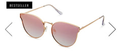 QUAY Australia ALL MY LOVE CatEye Sunglasses