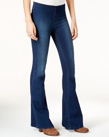 FREE PEOPLE Stretch PENNY Pullon Flare Jeans