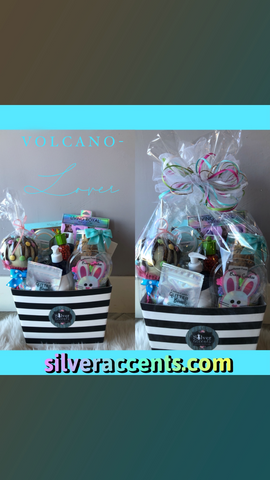 VOLCANO~Lover Deluxe EASTER Assortment Basket