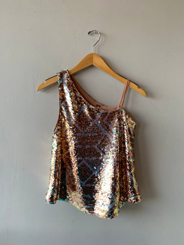 FREE PEOPLE Disco Fever Tank Top