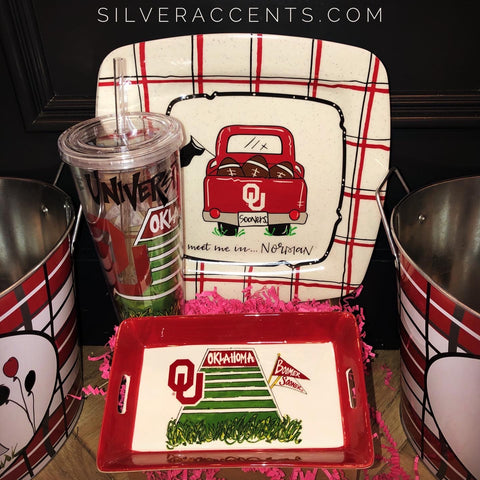 $55 MEET ME IN NORMAN Gift Basket Assortment