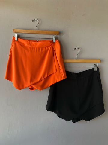 TRADITIONS Envelope Skort Shorts