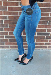 ARTICLES OF SOCIETY Ceder Wash MYA Skinny Jeans