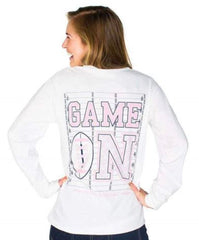JADELYNN BROOKE LongSleeve GAME ON Top