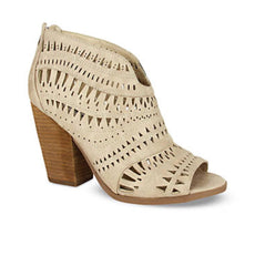 NOT RATED Laser Cut GROOVE THANG Booties