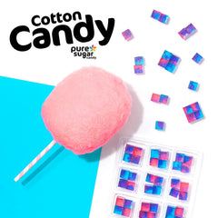 PURE SUGAR 8PK Candy Cube Trayi