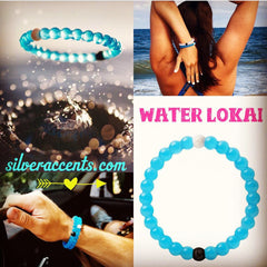 WATER Limited Edition BLUE LOKAI Bracelet