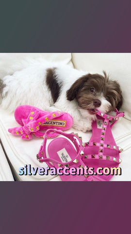 HDD WAGENTINO Sandal Squeaker Toy