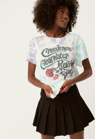 DAYDREAMER CREEDENCE CLEARWATER Revival Rollin' on the River Tour Top