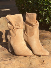 MANIC Slouchy Ankle Booties