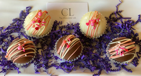 CL Valentine's Day HOT CHOCOLATE Bombs