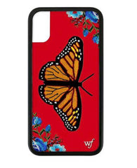 WILDFLOWER I-Phone Butterfly Case