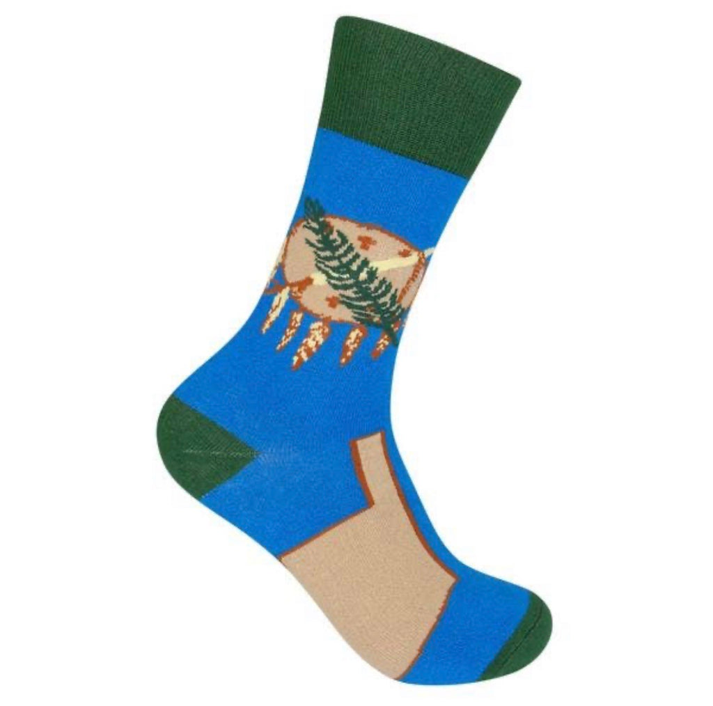 FUNATIC Logo Crew Socks