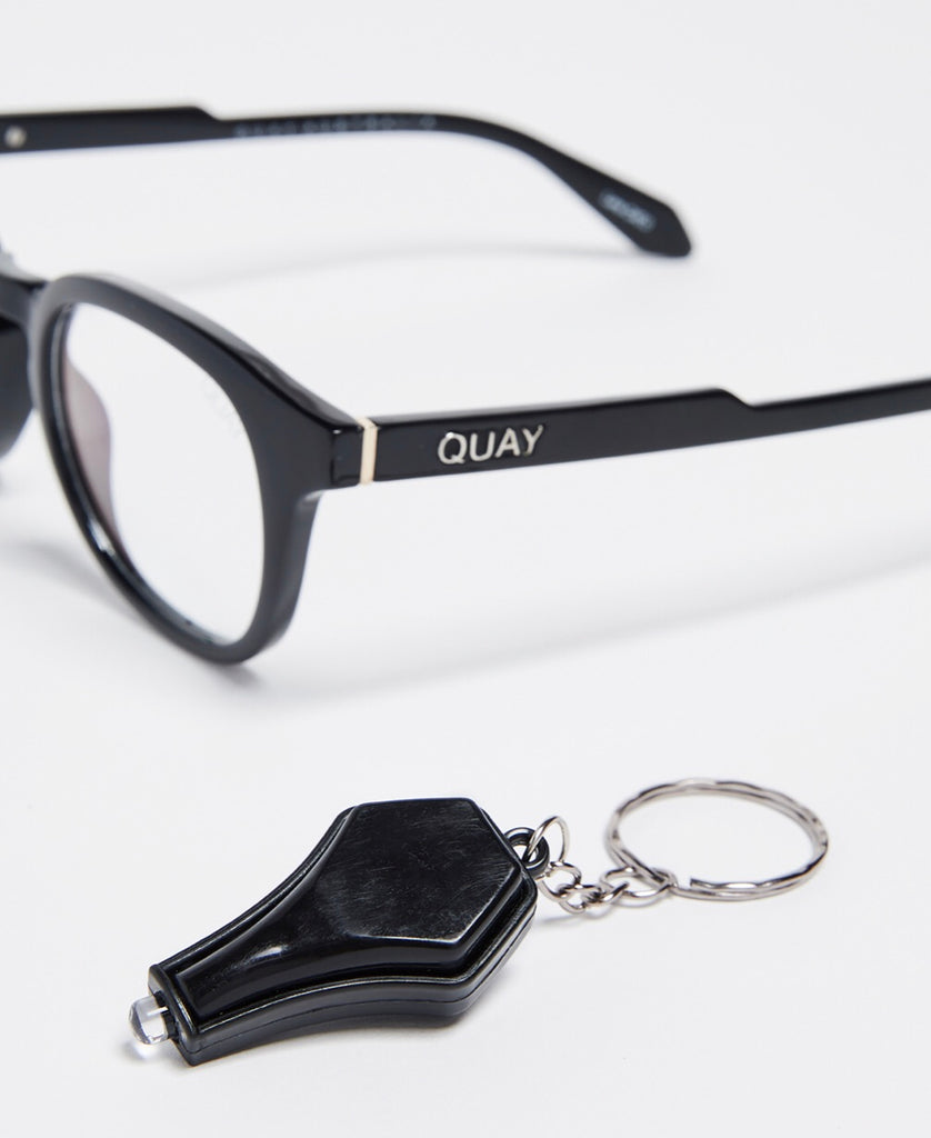 QUAY AUSTRALIA Blue Light Computer WALK ON Glasses