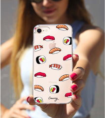 THE CASERY Sushi Phone Case