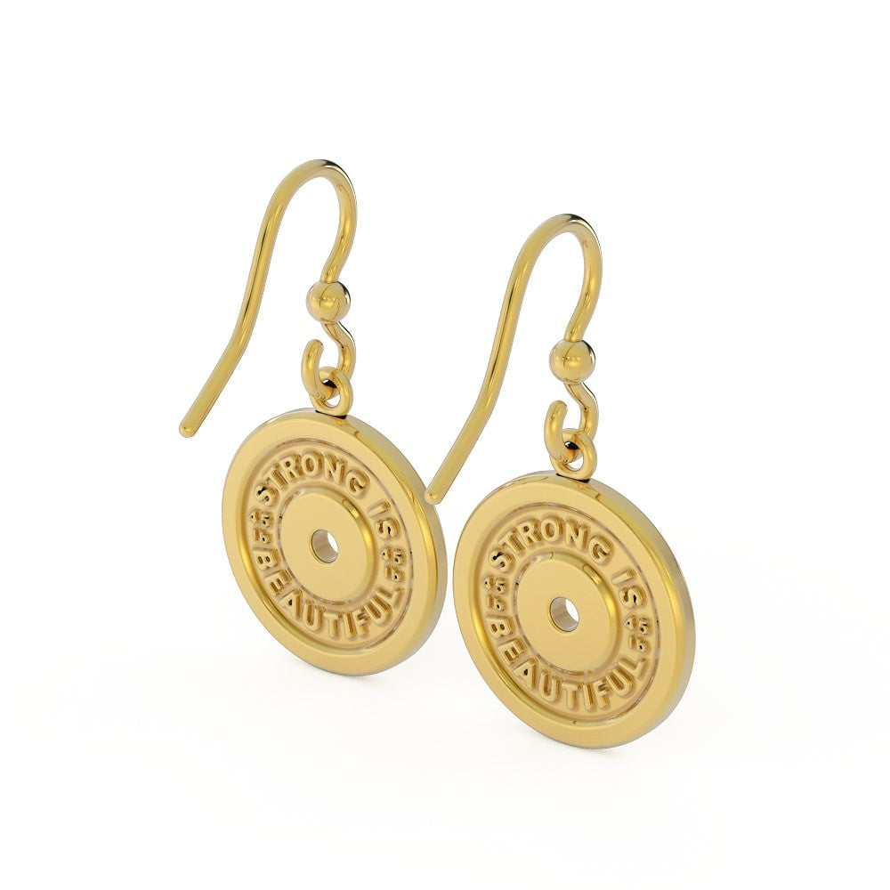 Strong Is Beautiful Earrings