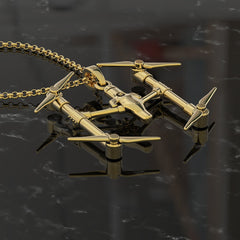 Unique Drone Inspired Necklace Limited Edition