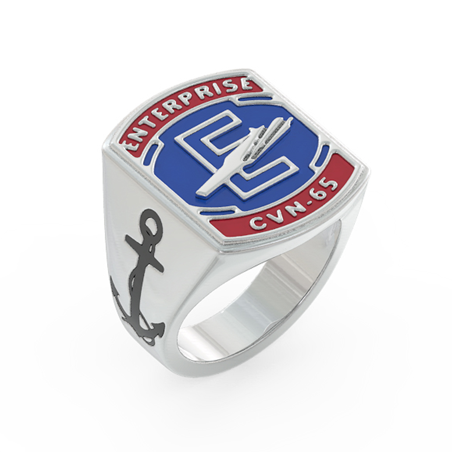 Limited Edition - The Big E Ring