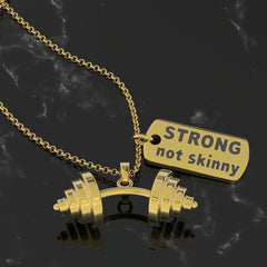 STRONG Not Skinny