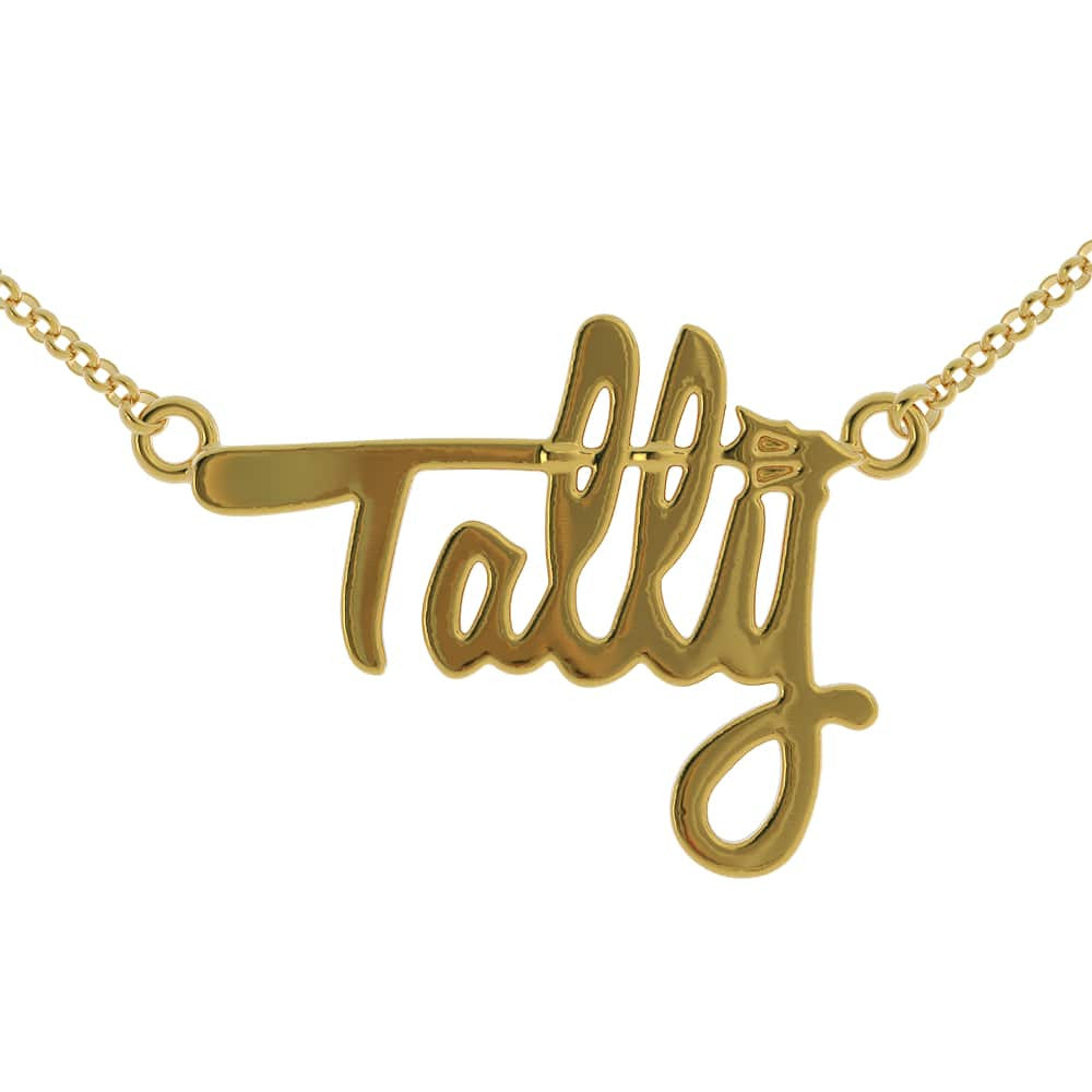 Tally Girl Necklace Set