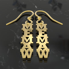 MEMAW Earrings