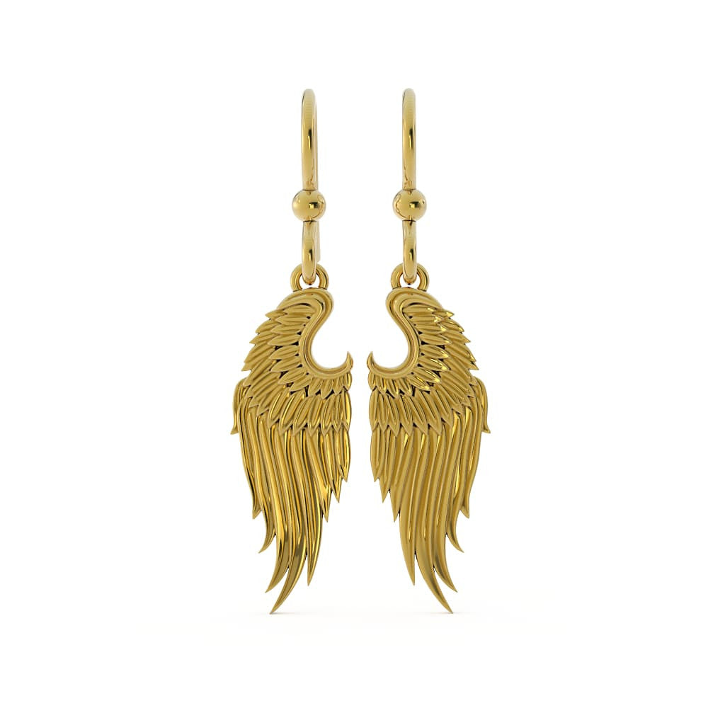 Angel Wing Love Eternal Earrings