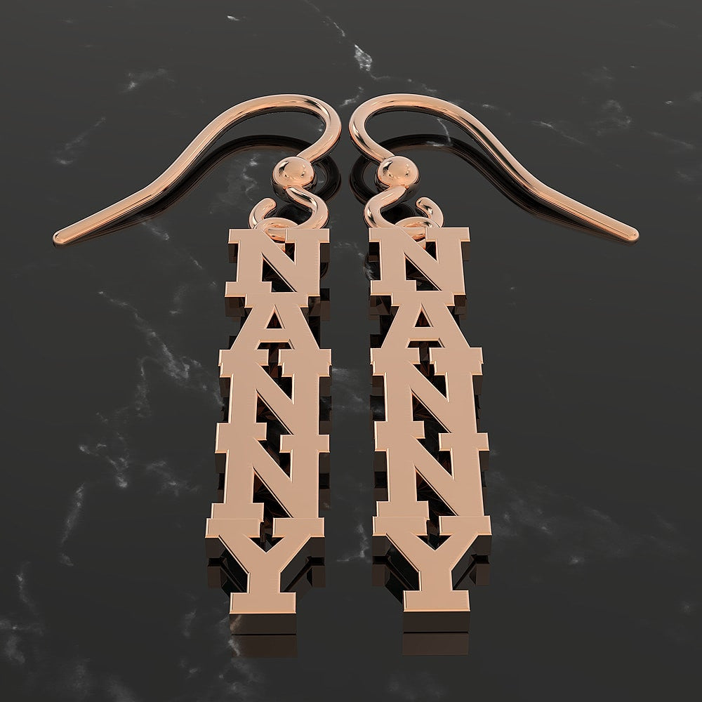 Nanny earrings