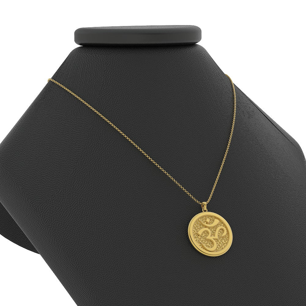 Limited Edition Peace Pendant