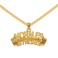 Morales Strong Pendant