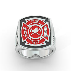 Fire Department Ring - Limited Edition