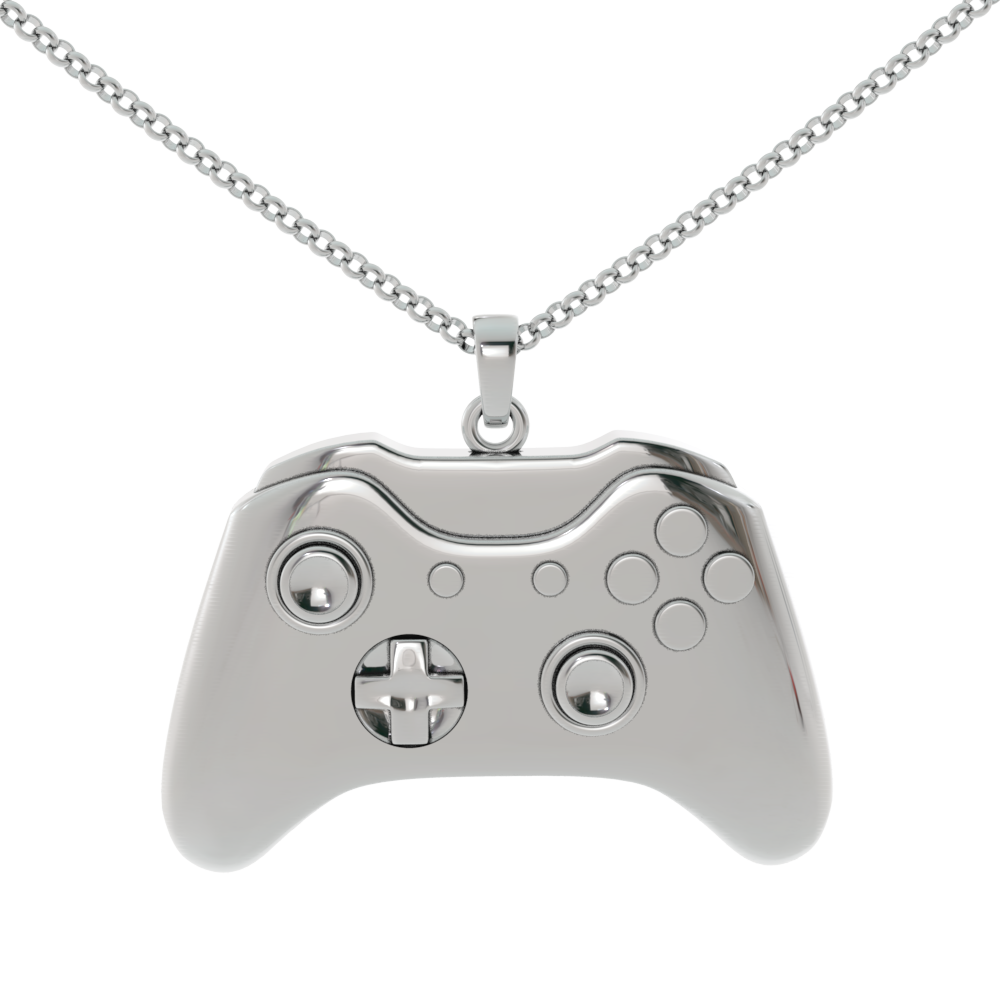 I'm player one! Pendant