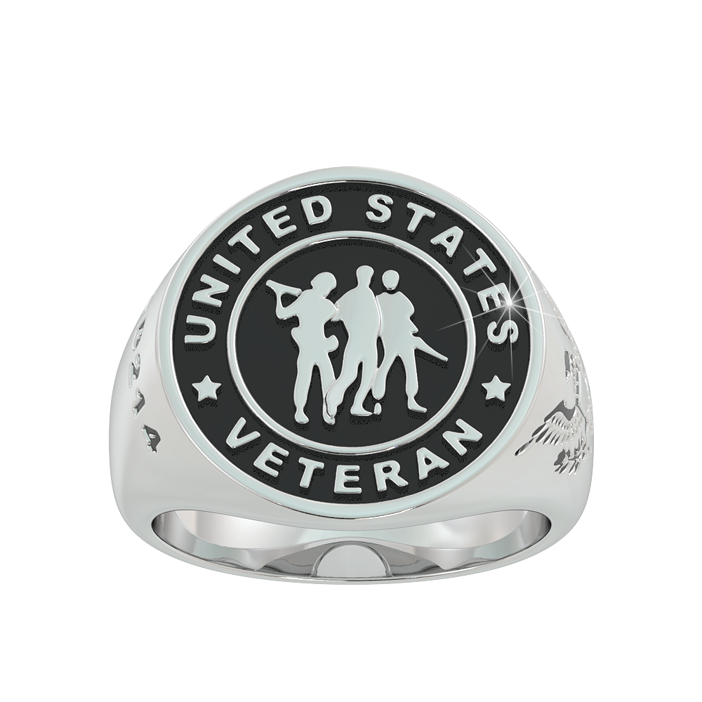 United States Veteran Ring