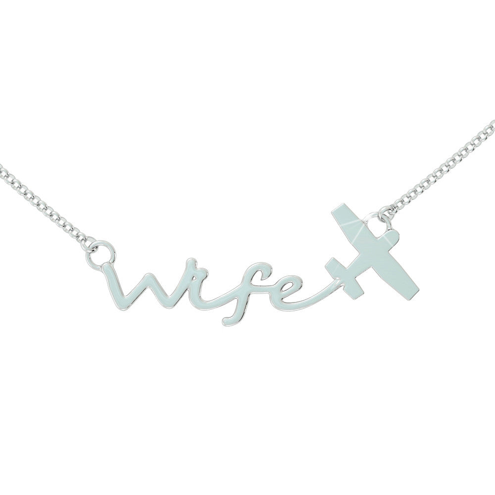 Pilot's Wife Necklace