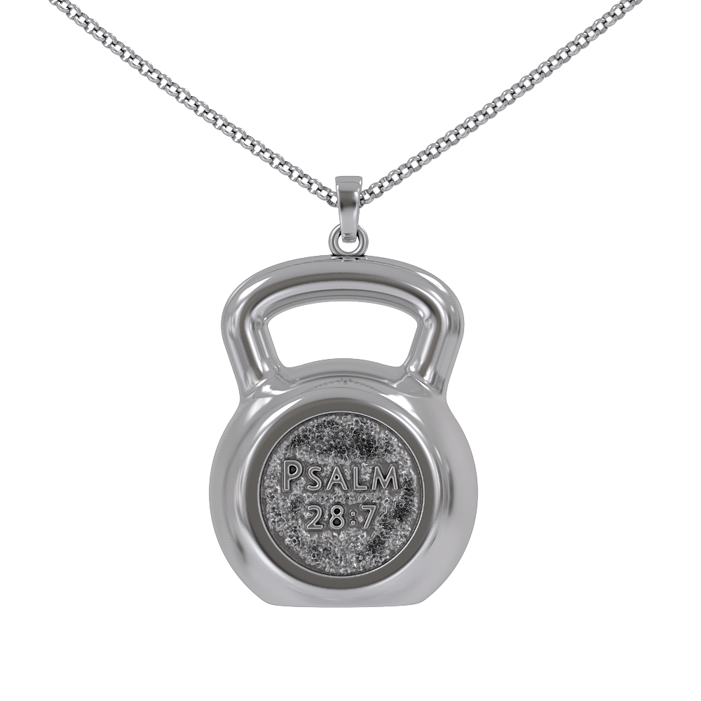 Crossfit Dumbbell Pendant