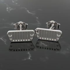 Jeep Earrings