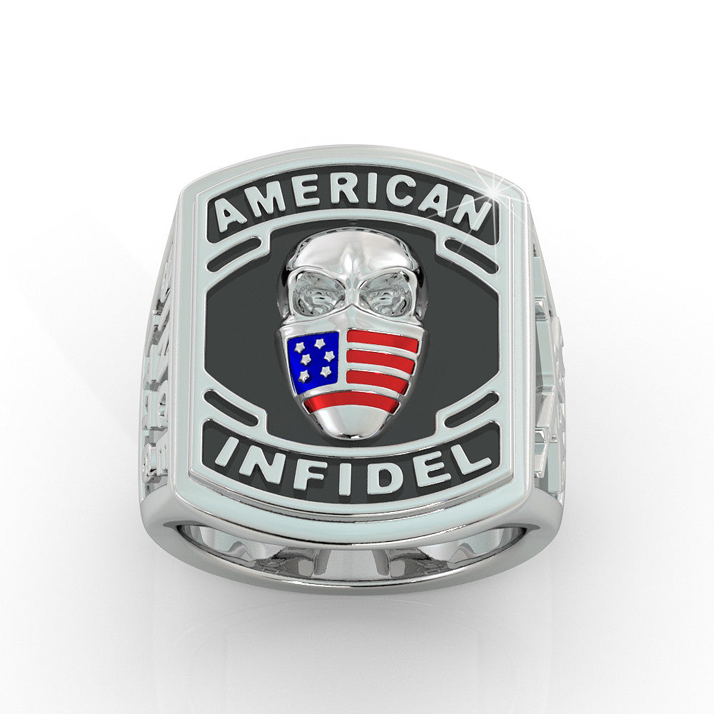 American Infidel- Limited Edition Ring