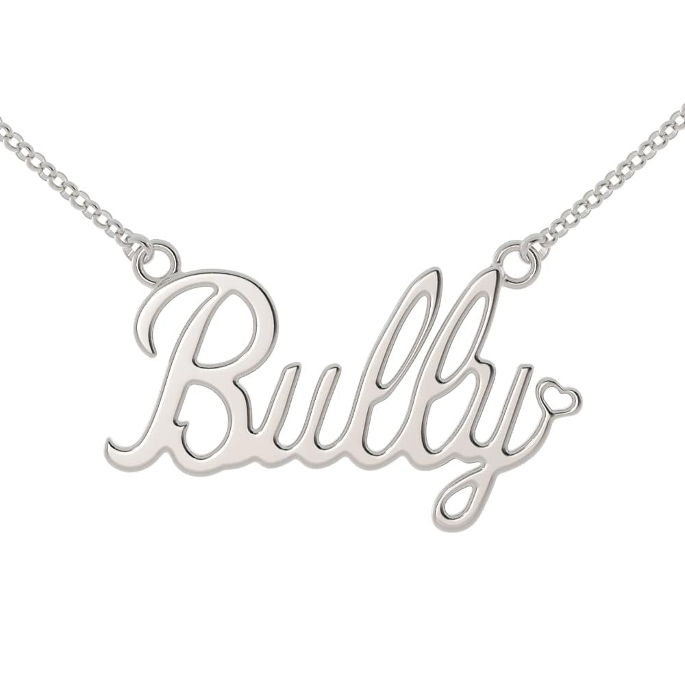 Bully Necklace by Luccabelles