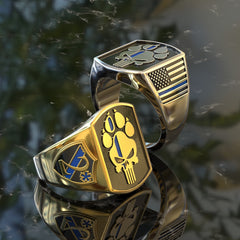 K9 Punisher Ring - Limited Edition